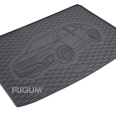 Suzuki Vitara méretpontos csomagtér tálca Vitara mintával